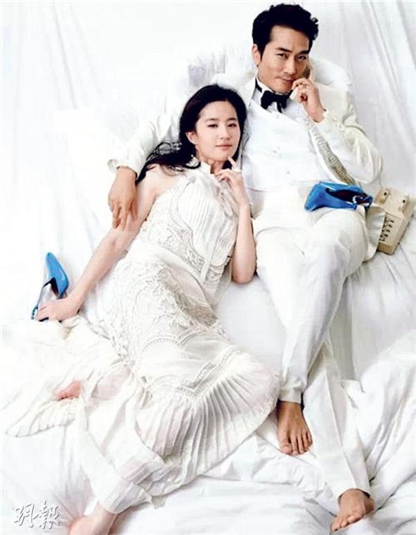 Song Seung Hun vung tay chi tiền tỉ để lấy lòng Lưu Diệc Phi