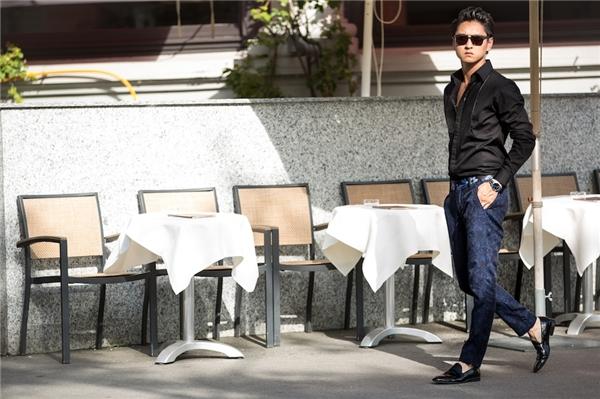 Minh Bùi - blogger thời trang lập nên kì tích. (Ảnh: Internet)