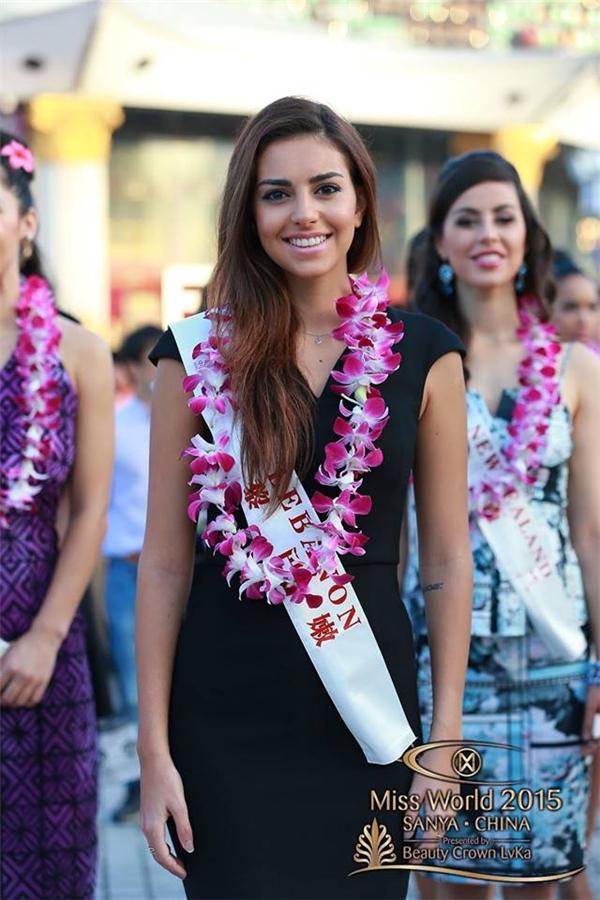 Hoa hậu Lebanon - Tin sao Viet - Tin tuc sao Viet - Scandal sao Viet - Tin tuc cua Sao - Tin cua Sao
