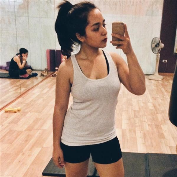 Bật mí thực đơn giảm 14kg trong hơn 1 tháng của hot girl Trinh Tây