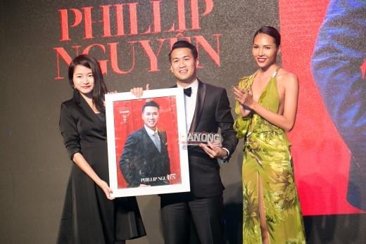 Thanh Hằng, Phillip Nguyễn được vinh danh tại sự kiện cuối năm - Tin sao Viet - Tin tuc sao Viet - Scandal sao Viet - Tin tuc cua Sao - Tin cua Sao