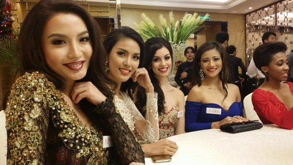 Lan Khuê lọt top 5 người đẹp được bình chọn nhiều nhất tại Miss World - Tin sao Viet - Tin tuc sao Viet - Scandal sao Viet - Tin tuc cua Sao - Tin cua Sao