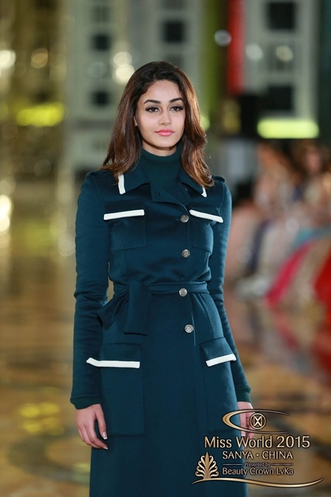 Hoa hậu Ấn Độ - Aditi ARYA - Tin sao Viet - Tin tuc sao Viet - Scandal sao Viet - Tin tuc cua Sao - Tin cua Sao