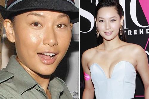 Hoa hậu Hong Kong 2004. So với thuở mới vào nghề, hiện tại Từ Tử San xinh đẹp và đẳng cấp hơn rất nhiều. Sau nhiều năm làm việc cho TVB, Từ Tử San cuối cùng cũng quyết định ra đi để tìm hướng phát triển mới.