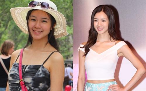 Mạch Minh Thi là hoa hậu Hong Kong 2015 và có học vấn rất cao khi tốt nghiệp chuyên ngành luậttừ trườngCambridge. Thời gian gần đây cô liên tục xuất hiện trong các sự kiện do TVB tổ chức. Ưu điểm lớn nhất của Mạch Minh Thi là làn da mịn màng hồng hào và nụ cười ngọt ngào.
