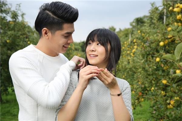 Trong MV, Noo Phước Thịnh đã có những cảnh quay cực lãng mạncùng một cô gái Nhật. - Tin sao Viet - Tin tuc sao Viet - Scandal sao Viet - Tin tuc cua Sao - Tin cua Sao