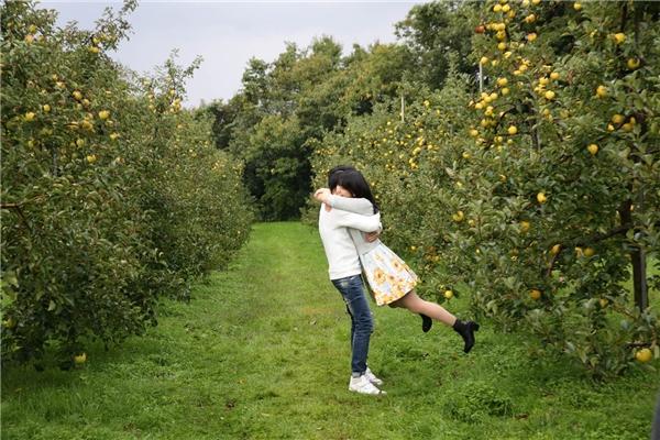 Những hình ảnh tình tứ của cặp đôi khiến người hâm mộ vô cùng phấn khích - Tin sao Viet - Tin tuc sao Viet - Scandal sao Viet - Tin tuc cua Sao - Tin cua Sao