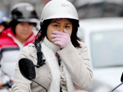 Sẽ có 3-4 đợt không khí lạnh trong tháng Tết nguyên đán