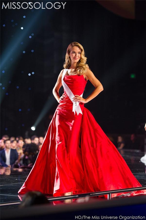 Á hậu 2 đại diện Mỹ Olivia Jourdan - Tin sao Viet - Tin tuc sao Viet - Scandal sao Viet - Tin tuc cua Sao - Tin cua Sao
