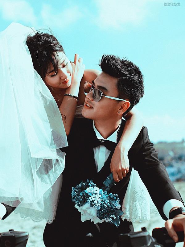 Ngây ngất với ảnh cưới