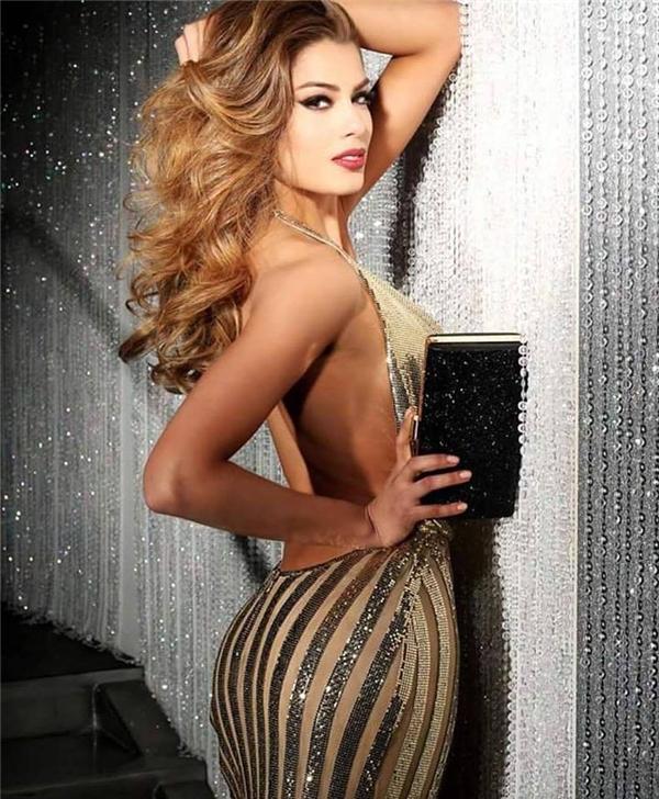 Những khoảnh khắc ấn tượng của người đẹp Colombia ở Miss Universe 2015