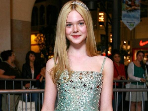 Elle Fanning -cô bé diễn viên có khối tài sản khiến nhiều người phát thèm. Ảnh: Internet