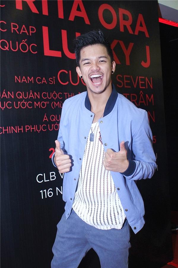 Quán quân Vietnam Idol 2015 Trọng Hiếu. - Tin sao Viet - Tin tuc sao Viet - Scandal sao Viet - Tin tuc cua Sao - Tin cua Sao