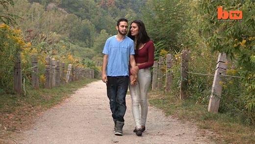 Lại thêm một chuyện tình lãng mạn của cặp đôi chuyển giới