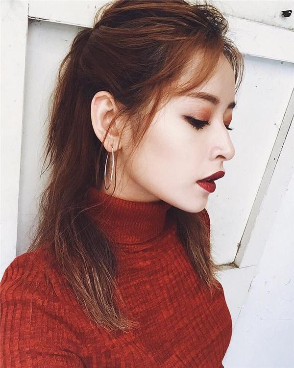 Chi Pu ngày càng trưởng thành, luôn biến hóađa dạng và đang dần khẳng định mình là một ngôi sao trẻ của showbiz Việt. (Ảnh: Internet)