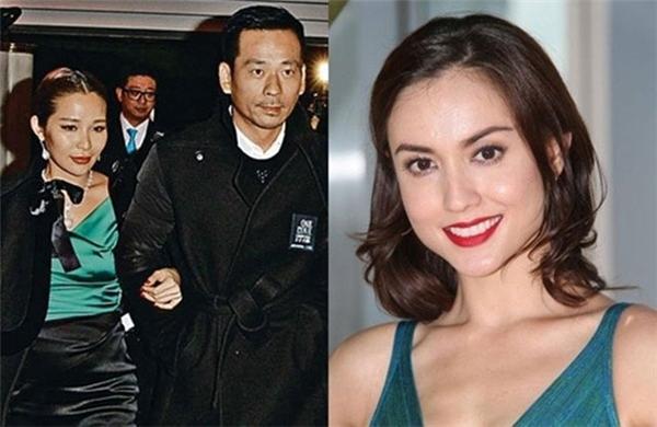 Huỳnh Thánh Y và những mĩ nhân Hoa ngữ chịu kiếp chồng chung