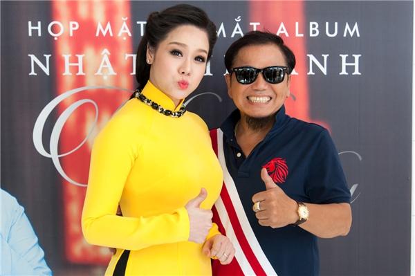 """Trong MV Cha chồng nàng dâu, Hồng Tơ vào vai cha chồng đã khiến """"con dâu"""" Nhật Kim Anh không ít lần rơi nước mắt. - Tin sao Viet - Tin tuc sao Viet - Scandal sao Viet - Tin tuc cua Sao - Tin cua Sao"""