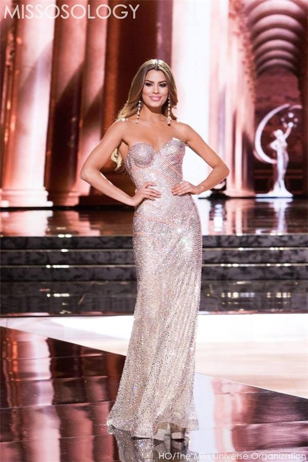 Hoa hậu Colombia gửi lời nhắn đến fan Philippines sau sự cố