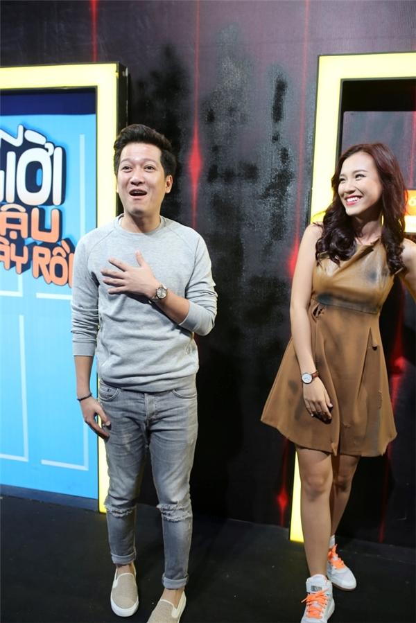 Hương Giang Idol khiến Trấn Thành