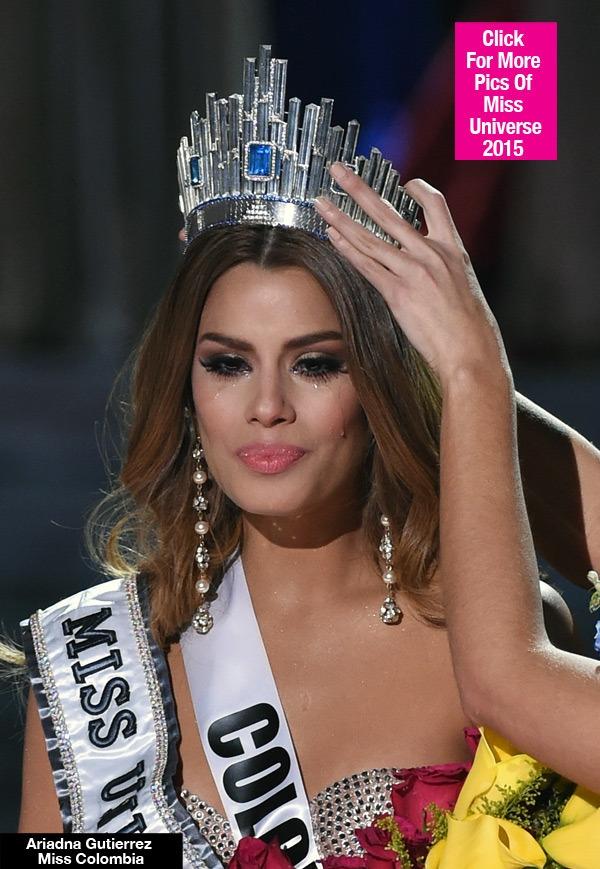 Ariadna Gutierrez bỗng trở thành cái tên được cả thế giới quan tâm và chú ý.