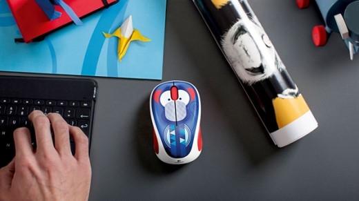 Logitech M238 – điểm nhấn dễ thương cho bàn làm việc của bạn.