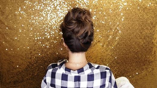 Những kiểu biến tấu dành cho tóc dài cực đẹp