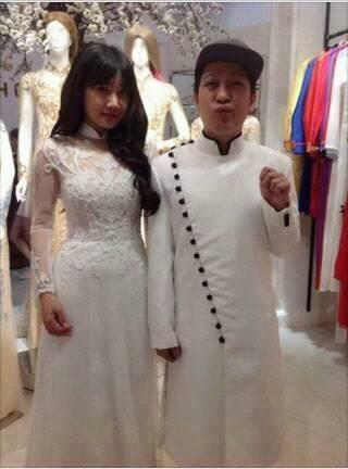 Nhiều người cho rằng cặp đôi đang đi thử áo cưới và chuẩn bị hôn lễ? - Tin sao Viet - Tin tuc sao Viet - Scandal sao Viet - Tin tuc cua Sao - Tin cua Sao