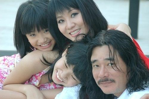 Gia đình nhỏ hạnh phúc của 2 nghệ sĩ. - Tin sao Viet - Tin tuc sao Viet - Scandal sao Viet - Tin tuc cua Sao - Tin cua Sao
