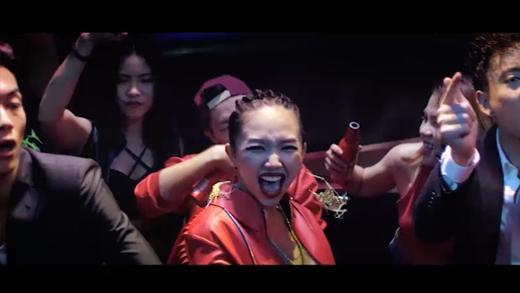 Tóc Tiên ft. JustaTee, Big Daddy - The Beat of Celebration