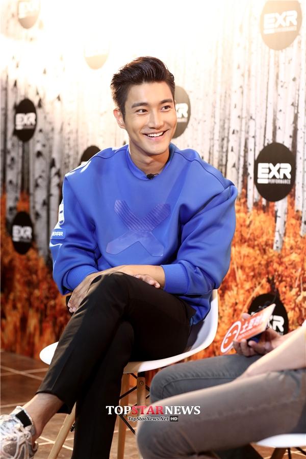 Siwon mời Tân Hoa hậu Hoàn vũ 2015 tham gia concert