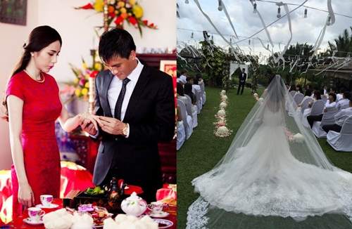 Nhìn lại một năm sau đám cưới ngôn tình của Công Vinh – Thủy Tiên - Tin sao Viet - Tin tuc sao Viet - Scandal sao Viet - Tin tuc cua Sao - Tin cua Sao