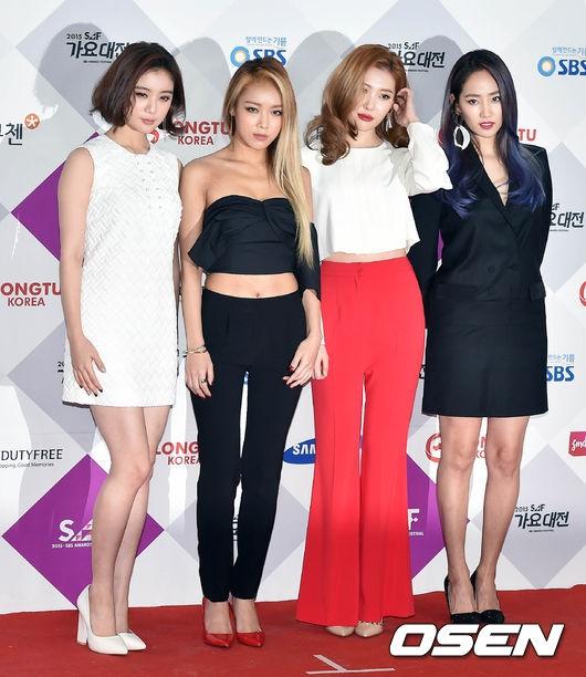 Dàn sao Kpop đổ bộ thảm đỏ SBS Gayo Daejun