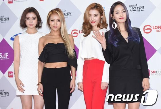 Wonder Girls dù không gây được tiếng vang trong lần trở lại như mong đợi nhưng các cô gái cũng được kì vọng mang đến SBS Gayo Daejun màn trình diễn sôi động của ca khúc I Feel You.