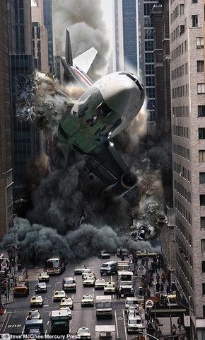 Máy bay đâm sầm xuống khu phố náo nhiệt ở Manhattan (Mỹ)