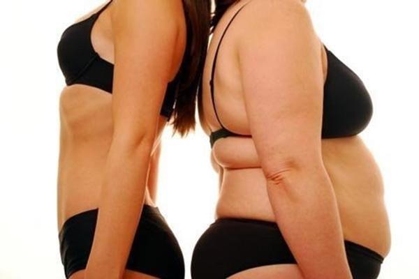 Giảm cân nhanh khiến tái tăng cân nhanh và mạnh hơn. (Ảnh: Internet)