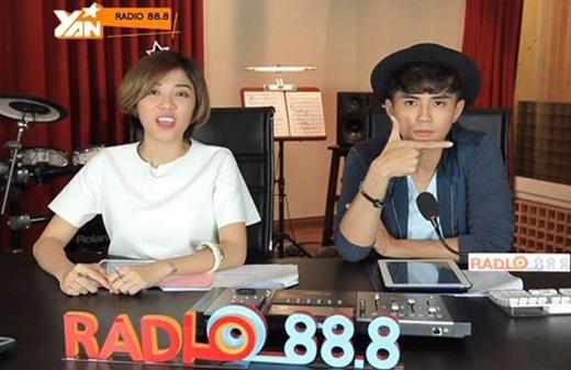 Với lối dẫn dắt thông minh, hài hước và dí dỏm, hiện tại Yumi Dương đang là một trong những VJ được yêu thích nhất của YANTV qua chương trình Radio 88.8