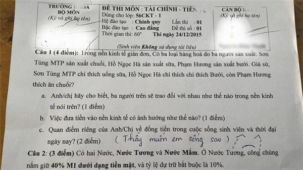 Không chỉ có Sơn Tùng M-TP mà Đàm Vĩnh Hưng cũng là một nhà sản xuất chuối. (Ảnh Internet)