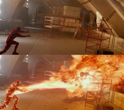 Dù có kĩxảo hỗ trợ nhưng khảnăng diễn xuất hình thể của các diễn viên cũng rất quan trọng nữa đấy, như trongPhim X-Men: Days of Future Past.(Ảnh: Bright Side)