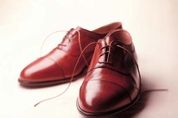 Dầu gội có công dụng đánh bóng giày da rất hữu hiệu. (Ảnh: Internet)