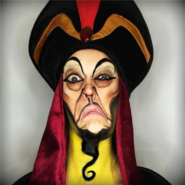 Jafar trong phimAladdin. (Ảnh:Internet)