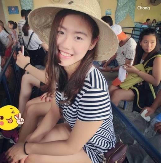 Thân hình nuột nà và mái tóc dài ngang vai là điều khiến Liu Xiang trở nên vô cùng nữ tính và xinh đẹp. Ảnh: Weibo.