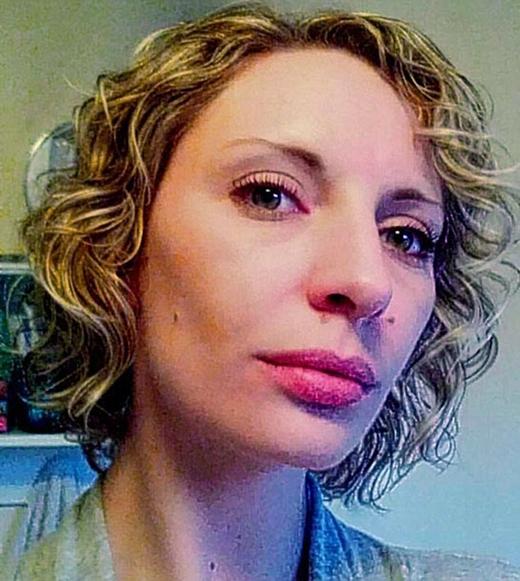 Khuôn mặt xinh đẹp của Tammy trước khi gặp phải bạo bệnh (Ảnh: Internet)