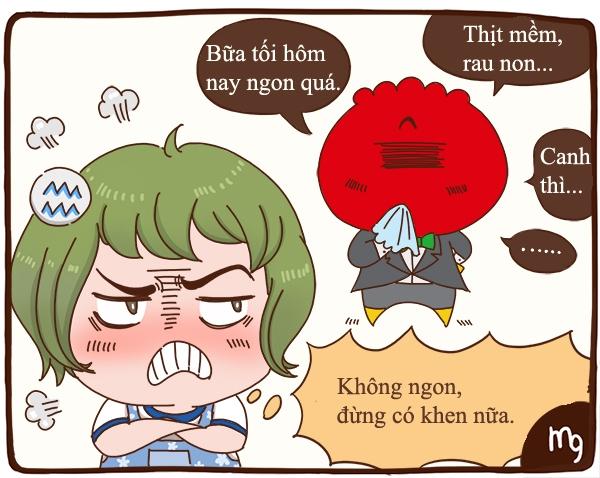 Xử Nữ (23/08-22/09): Đừng hy vọng Xử Nữ từ bỏ tính cứng đầu vì bạn.