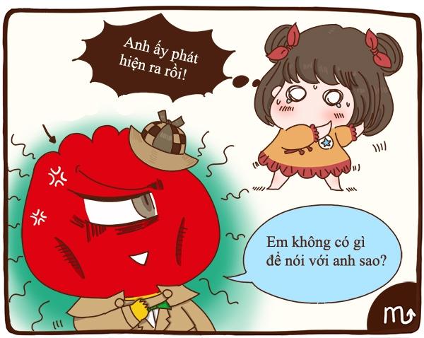 Thần Nông (23/10-21/11): Đừng hy vọng Bò Cạp bỏ qua sự giả mạo cho bạn.