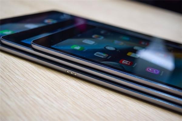 Doanh số iPad sụt giảm trong những quý gần đây.
