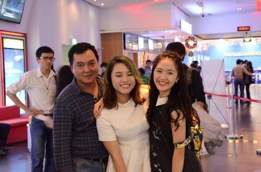 ...và sự xuất hiện của MC Lưu Minh Vũ.