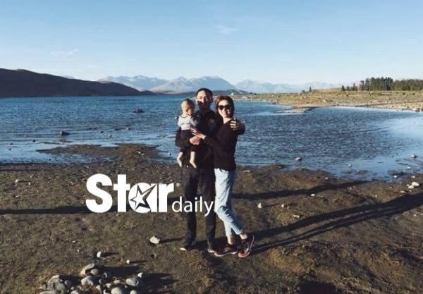 Hình ảnh mới nhất của gia đình Tăng Thanh Hà trong dịp nghỉ lễ Giáng sinh tại New Zealand. - Tin sao Viet - Tin tuc sao Viet - Scandal sao Viet - Tin tuc cua Sao - Tin cua Sao