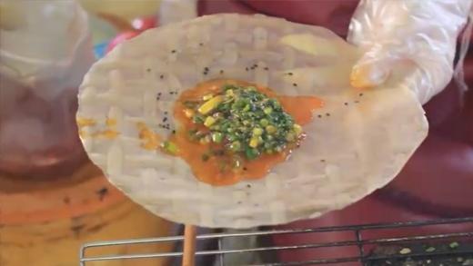 Chết thèm với món bánh tráng nướng đúng gốc Đà Lạt