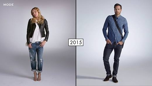 100 năm qua. thời trang thế giới đã thay đổi thế nào?