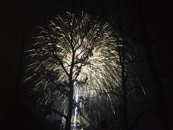 Hàn Quốcbắn pháo hoa mừng năm mới.(Ảnh: Internet)
